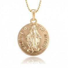 """Lantisor medalion """"MONSTRA TE ESSE MATREM"""""""