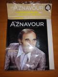 Charles Aznavour Autobiographie 1980 Cd audio+ booklet 28 pagini nou, sigilat