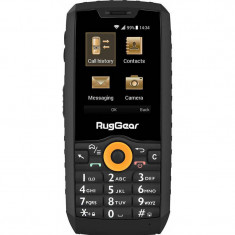 Telefon mobil RugGear RG150 Dual Sim 3G Black