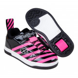 Heelys Rift Black/Hot Pink/Stripe