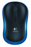 Mouse Logitech M185 Wireless Mouse, Blue