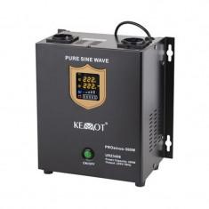 Cumpara ieftin UPS pentru centrale termice PRO Sinus KEMOT, 300 W, alb