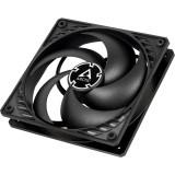 Ventilator 120 mm Arctic P12 black/black