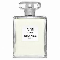 Chanel No.5 L´Eau Eau de Toilette pentru femei 200 ml