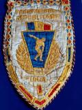 FANION SPORTIV - STEAG SPORTIV - SPARTACHIADA REPUBLICANA - LOCUL I - 1964