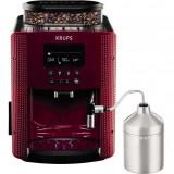 Espressor automat Espresseria EA8165, 1450 W, 15 bar, 1.7 l, rosu/negru