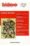 Revista Echidistante. Cultul eroilor - Nr.9 / 2010