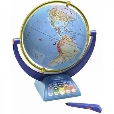 Geosafari - Glob pamantesc interactiv foto