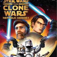 Star Wars The Clone Wars - Republic Heroes XB360