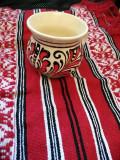 Set cana traditionala si  servet popular  made in ROMANIA