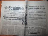 Scanteia 5 iulie 1987-art. si foto cartierul titan bucuresti