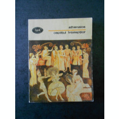 ATHENAIOS - OSPATUL INTELEPTILOR