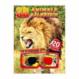 Cumpara ieftin 3D Animale salbatice. Cu ochelari 3D, ELEFANT