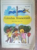 Limba franceza. Manual pentru clasa a II-a - Maria Brates