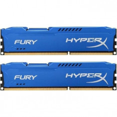 Resigilat Memorie DDR3 16GB 1866MHz (Kit of 2) HyperX FURY Blue Series
