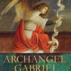 Arhanghel Gabriel - CARTI ORACOL/TAROT, ORIGINALE(AURII), EN, SIGILAT