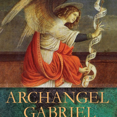 Arhanghel Gabriel/CARTI ORACOL/TAROT,ORIGINALE(AURII),EN,SIGILAT-LIVRARE IMEDIAT