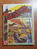 Carte pentru copii anii '90 -aventurile submarinului dox,nr 12