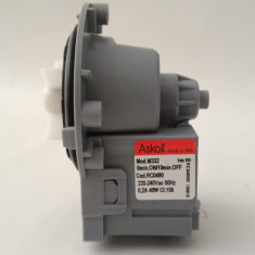 Pompa evacuare universala pentru masina de spalat , Askoll M332