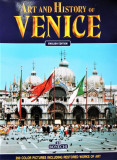 ART AND HISTORY OF VENICE, EDITIA IN LB ENGLEZA