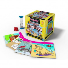 Joc educativ Sa invatam Engleza BrainBox, maxim 6 jucatori, 8 ani+