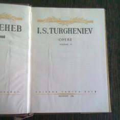 OPERE - I.S. TURGHENIEV VOL. VI