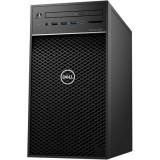 Workstation DELL Precision T3630 Tower, Intel Core i7 Gen 8 8700 3.2 Ghz, 8 GB DDR4, 1 TB SSD NOU, Placa Video NVIDIA Quadro P620, 2 GB GDDR5, Windows