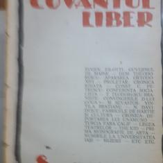 Cuvântul Liber, Nr. 8, 15 martie 1924