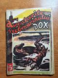 Carte pentru copii anii '90 -aventurile submarinului dox,nr 15