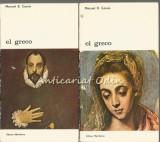 Cumpara ieftin El Greco I, II - Manuel B. Cossio