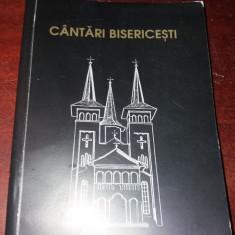 CANTARI BISERICESTI