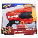 Pistol Hasbro Nerf Strike Mega Tri Break