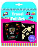 Set creativ - Imagini cu folie PlayLearn Toys, Galt