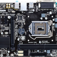 Kit i5- Intel Haswell+H81+8 G/DDR 3-Socket 1150, Pentru INTEL, LGA 1150, Gigabyte