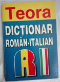 Dicționar român-italian