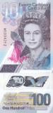 Bancnota Caraibe ( Eastern Caribbean ) 100 Dolari 2019 - PNew UNC ( polimer )