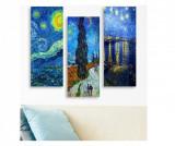 Cumpara ieftin Set 3 tablouri - Dilly, Multicolor