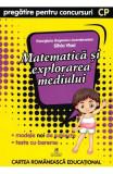 Matematica si explorarea mediului - Clasa pregatitoare - Pregatire pentru concursuri - Georgiana Gogoescu