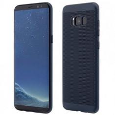 Husa Telefon Plastic Samsung Galaxy S8 Plus g955 Dark Blue Clip-on Vetter
