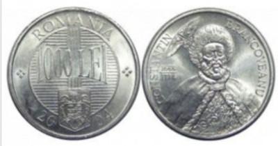 Romania 2004 - 1000 lei UNC foto