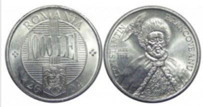 Romania 2004 - 1000 lei UNC