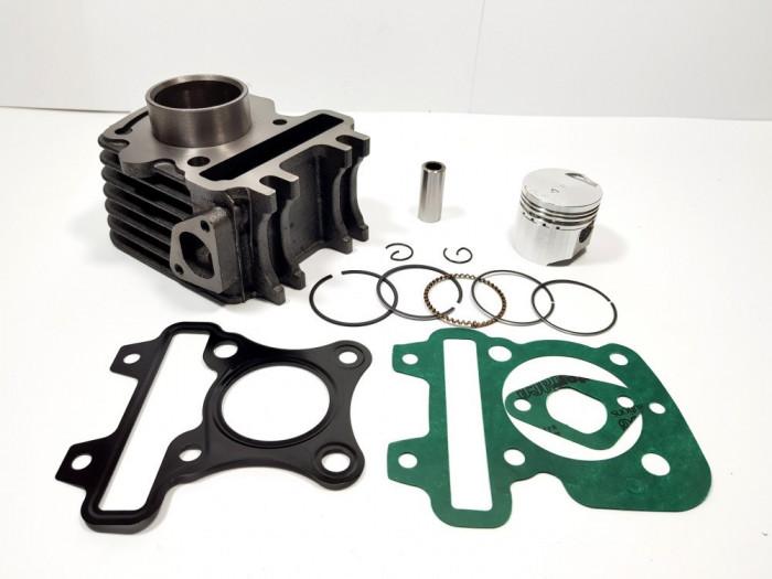 Kit Cilindru Set Motor Piaggio - Piaggio Liberty 4T 49cc 50cc AER