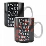 Cana termosensibila Game of Thrones - Daenerys Targaryen