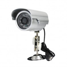 Camera supraveghere, suport card micro SD, conectivitate USB