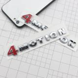 4MOTION litere logo Emblema vw Tiguan Passat B5 B6 B7 Polo Golf Touran Jetta