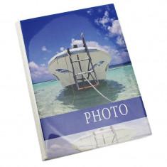 Album foto Boat in Travel, 20 file, 40 poze format 10x15cm, legatura tip carte