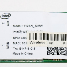 Placa de retea wireless laptop Packard Bell EasyNote TJ75 512AN-MMW