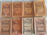 COLECTIA BIBLIOTECA PENTRU TOTI. UNIVERSALA ALCALAY. 8 VOLUME