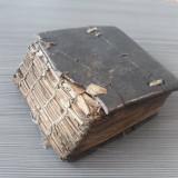 1600S ANTIQUE ETHIOPIAN COPTIC CHRISTIAN MANUSCRIPT BIBLE 17 TH CENTURY