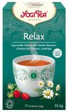 Ceai Bio CALMANT Relax, 30.6 g Yogi Tea